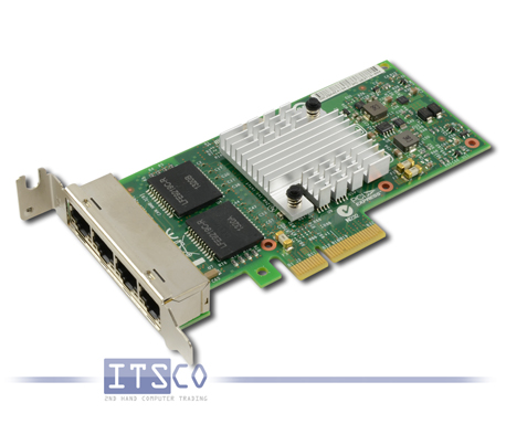 Netzwerkkarte Intel I340-T4 Quad Port Ethernet Server Adapter 94Y5167