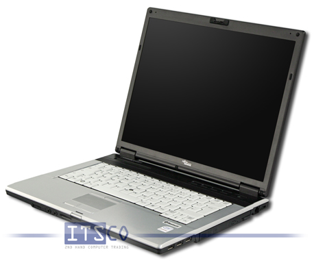 Notebook Fujitsu Siemens Lifebook E8310 Intel Core 2 Duo T8100 2x 2.1GHz Centrino