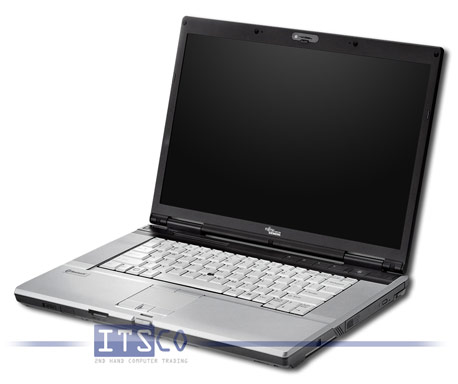Notebook Fujitsu-Siemens Lifebook E8410 Intel Core 2 Duo T8100 2x 2.1GHz Centrino