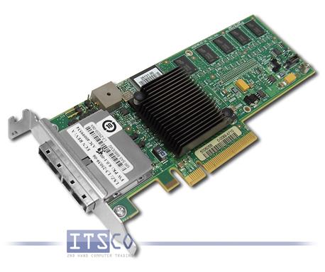 LSI MegaRAID 8880EM2 SAS/SATA Controller LSZ: L3-25039-06