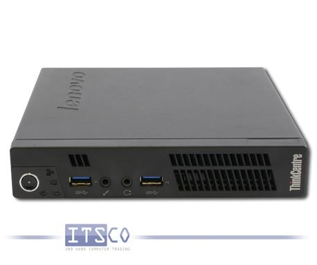 PC Lenovo ThinkCentre M92p Tiny Intel Core i5-3470T vPro 2x 2.9GHz 3237
