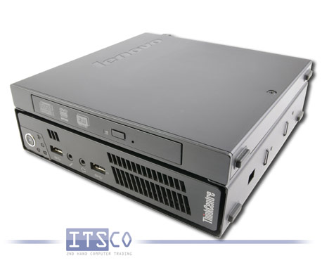 PC Lenovo ThinkCentre M92 Tiny Intel Core i3-2120T 2x 2.6GHz 3235