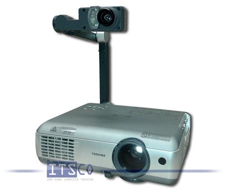 Beamer TOSHIBA TLP-TZ521 LCD Projektor