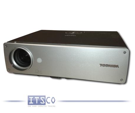 Beamer TOSHIBA TDP-T80 DLP Projektor