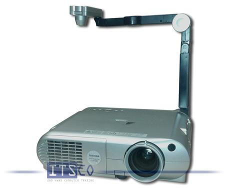 Beamer TOSHIBA TLP-681 LCD Projektor