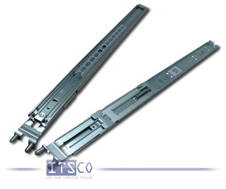 1U Rackschienen für Fujitsu Siemens Primergy RX200 S4 / RX300 S4