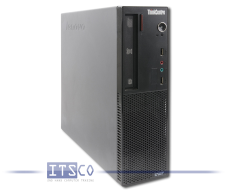 PC Lenovo ThinkCentre A70 Intel Pentium Dual-Core E5500 2x 2.8GHz 7844