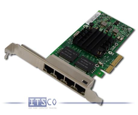 Netzwerkkarte AddOn ADD-PCIE-4RJ45 Quad Port