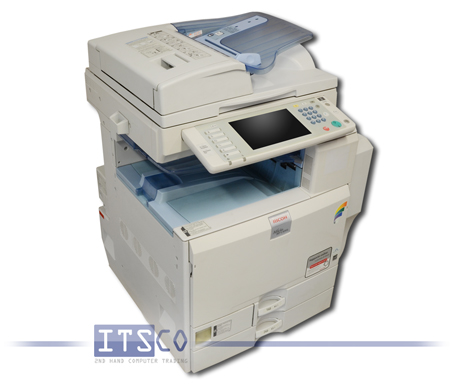 Farblaserdrucker Ricoh Aficio MP C4501 MFP