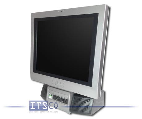 "All-In-One PC 17"" Touchscreen TFT UXGA AMD Sempron 3200+ 2x 1.8GHz"