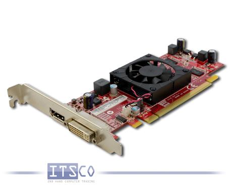 Grafikkarte AMD Radeon HD5450 512MB PCIe x16 volle Höhe