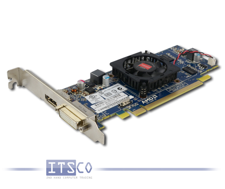 Grafikkarte HP AMD Radeon HD 7450 PCIe 2.0 x16 DVI-I DisplayPort