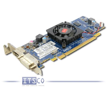 Grafikkarte HP AMD Radeon HD 6450 PCIe 2.0 x16 DVI-I DisplayPort halbe Höhe