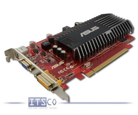 Grafikkarte Asus EAH3450/HTP/512M