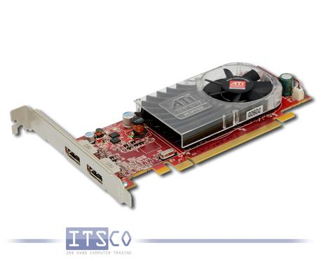Grafikkarte ATI Radeon HD 3470 PCIe x16 2x DisplayPort