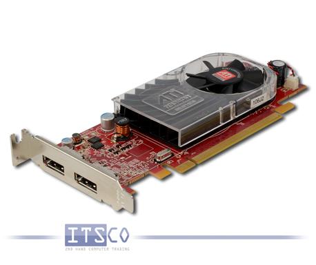 Grafikkarte ATI Radeon HD 3470 PCIe x16 halbe Höhe
