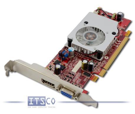 Grafikkarte ATI Radeon HD 3470 PCIe x16 1x VGA 1x DisplayPort
