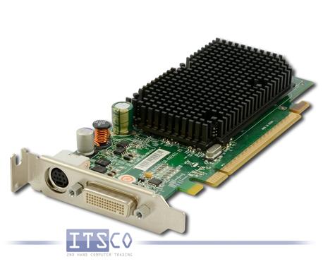 Grafikkarte ATI Radeon X1300 PCIe x16 halbe Höhe