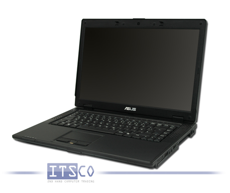 Notebook ASUS Pro B50A Intel Core 2 Duo P8600 2x 2.4GHz Centrino 2