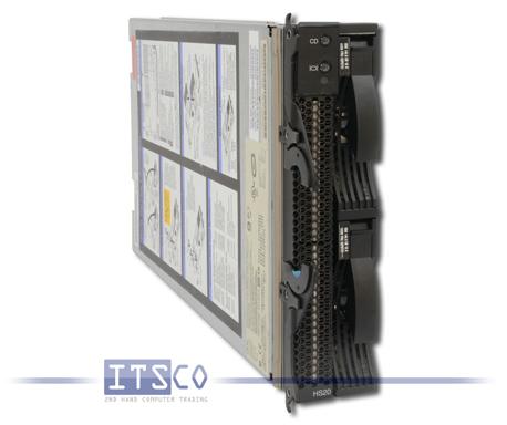 SERVER IBM BLADESERVER 8832-G1X