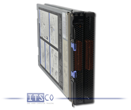 Server IBM Blade LS42 4x AMD Quad-Core Opteron 8350 4x 2GHz 7902