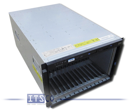 IBM Bladecenter E Chassis Rack 8677