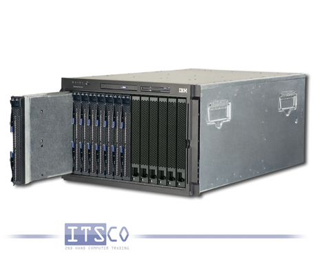 IBM Bladecenter Chassis Rack E 8677