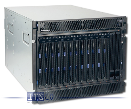 IBM Bladecenter Chassis Rack 8852