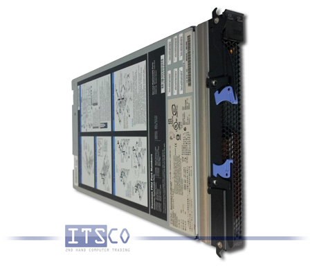 Server IBM Bladeserver HS22V Intel Six-Core XEON X5670 6x 2.93GHz 7871
