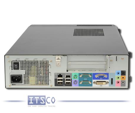 PC Bluechip MSI MS-7407 V1.0 Pentium Dual-Core E2180 2x 2GHz