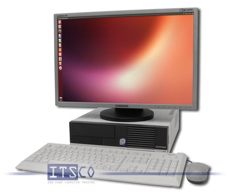 Fujitsu Siemens Esprimo E5915 Intel Core 2 Duo E6300 2x 1.86GHz
