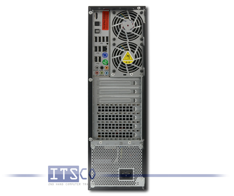 Workstation Lenovo ThinkStation C20 2x Intel Quad-Core Xeon E5620 4x 2.4GHz 4263