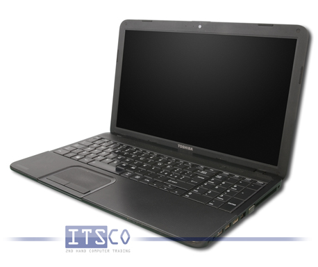 Notebook Toshiba Satellite Pro C850 Intel Core i3-2370M 2x 2.4GHz