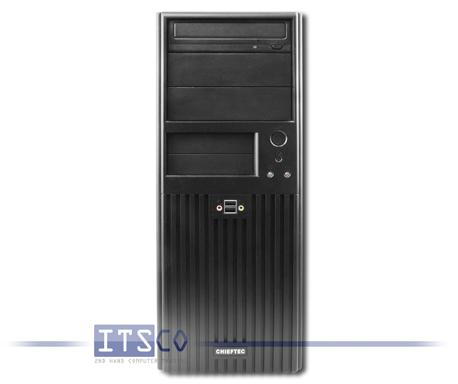 PC Chieftec ASUS P5KPL-AM IN/GB Intel  Core 2 Duo E7400 2x 2.8GHz