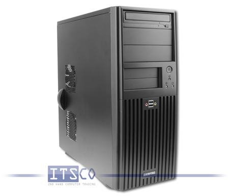 PC Chieftec ASUS P5KPL-AM IN/GB Intel  Core 2 Duo E7400 2x 2.8GHz