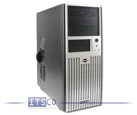 PC Chieftec MSI G31TM-P35 MS-7529 Intel  Core 2 Duo E7400 2x 2.8GHz