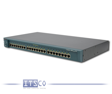Cisco Systems Catalyst 2900 Series XL WS-C2924-XL-EN
