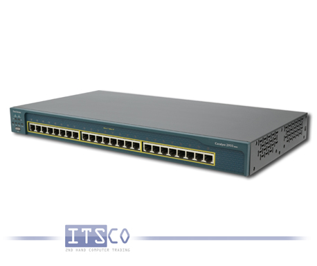 Cisco Systems Catalyst 2950 Series 24-Port Switch