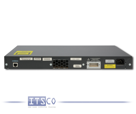 Cisco Systems Catalyst 2960 Series 24-Port Switch