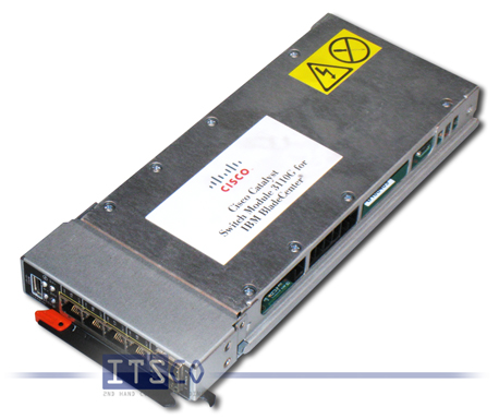Cisco Catalyst Switch Modul 3110G für IBM BladeCenter FRU 41Y8519