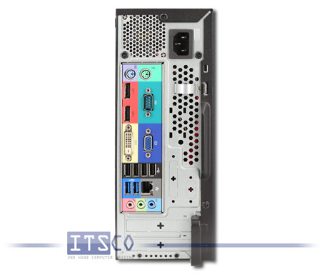 PC Acer Veriton X4640G Intel Core i5-6400 4x 2.7GHz