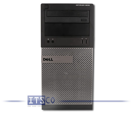PC Dell OptiPlex 3010 MT Intel Core i3-3240 2x 3.4GHz