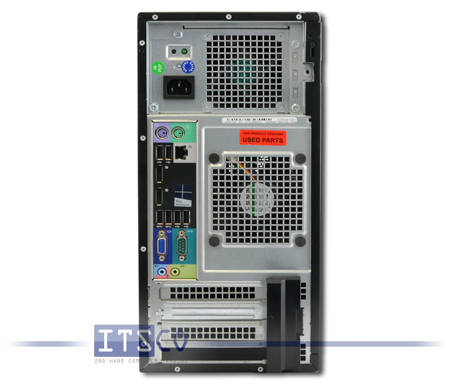 PC Dell OptiPlex 7010 MT Intel Core i7-3770 4x 3.4GHz