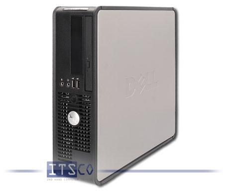 PC Dell OptiPlex 760 SFF Intel Core 2 Duo E8500 2x 3.16GHz
