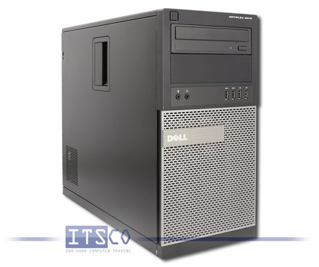 PC Dell OptiPlex 9010 MT Intel Core i5-3570 4x 3.4GHz