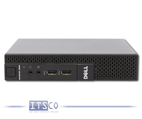 PC Dell OptiPlex 9020M Intel Core i3-4150T 2x 3GHz
