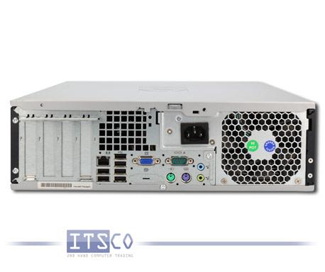 PC HP Compaq DC5800 SFF Intel Core 2 Duo E8300 2x 2.83GHz