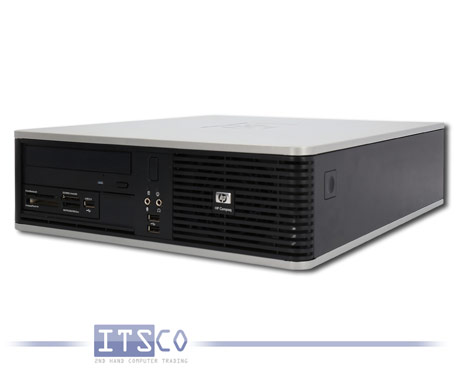 PC HP Compaq DC5800 SFF Intel Core 2 Duo E8400 2x 3.0GHz