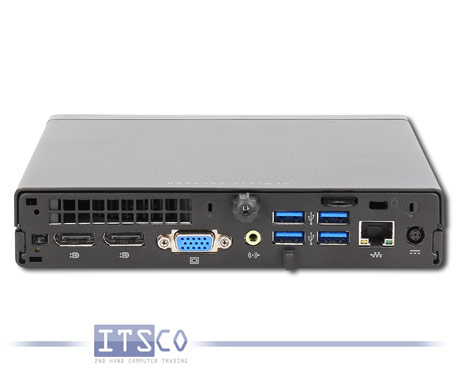 PC HP EliteDesk 800 G1 DM Intel Core i5-4570T vPro 2x 2.9GHz