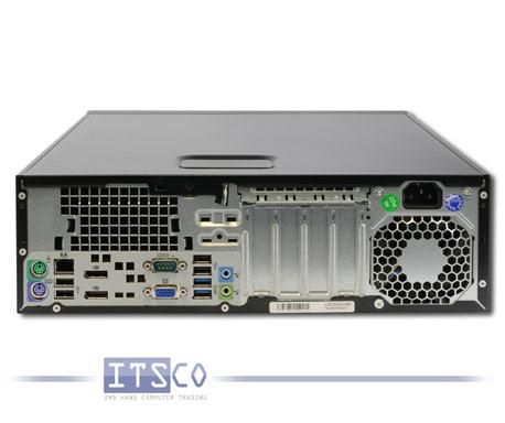 PC HP EliteDesk 800 G1 SFF Intel Core i5-4570 vPro 4x 3.2GHz